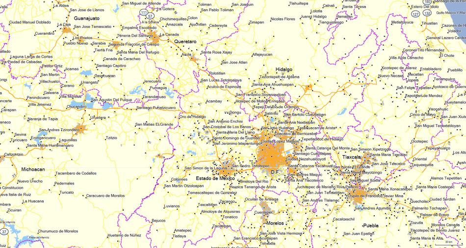 CARTOGRAFIA GPS :: MAP E32 : Topographical map for Garmin ... on