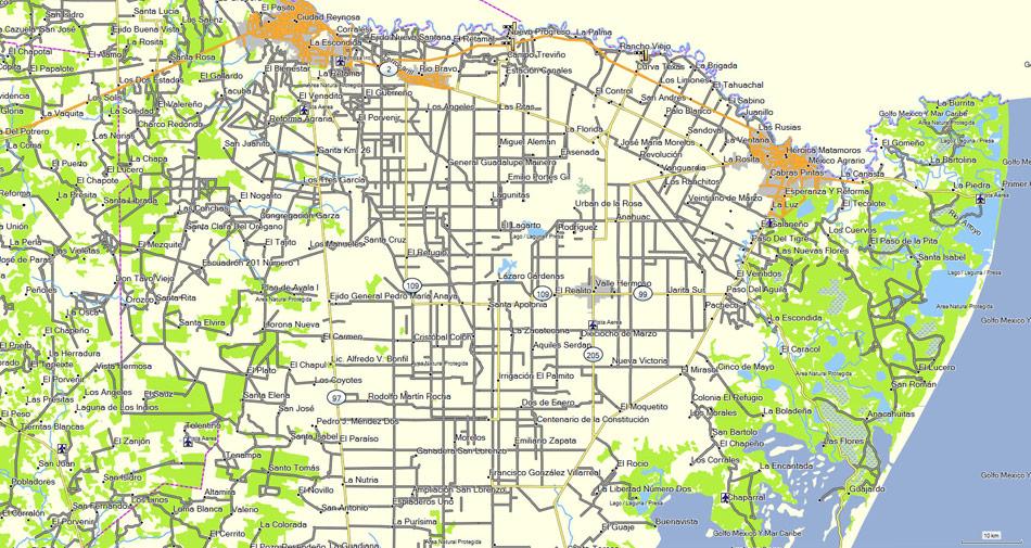Imagenes Del Mapa Topografico Mas Completo De Todo Mexico Para Gsp